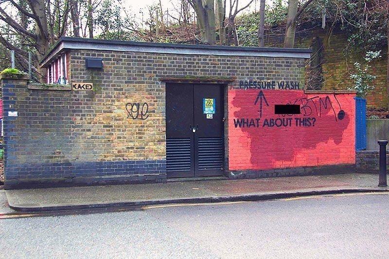 Mobstr Graffiti 21 Graffiti sanatçısı yaptığı Graffiti sanatçısı yaptığı başarılı deney ile Mobstr Graffiti 21