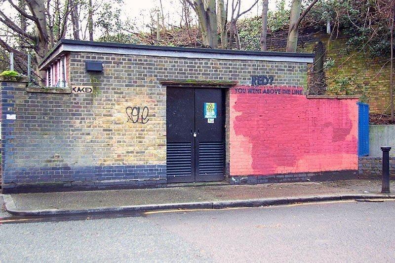 Mobstr Graffiti 23