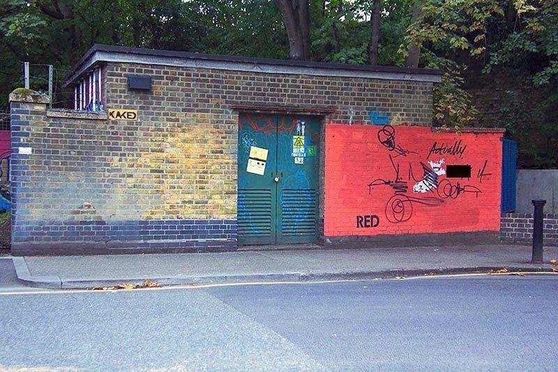 Mobstr Graffiti 3