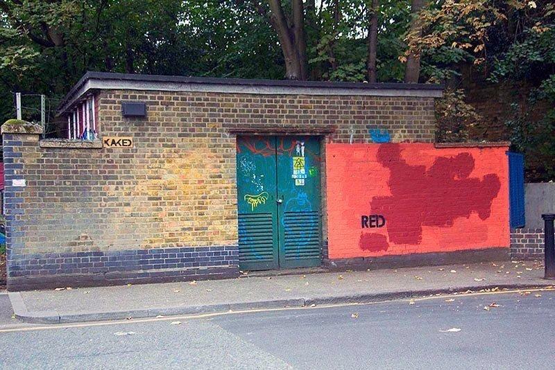 Mobstr Graffiti 5