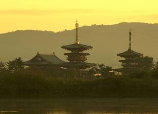 Geyiklerle dost bir Japon şehri: Nara