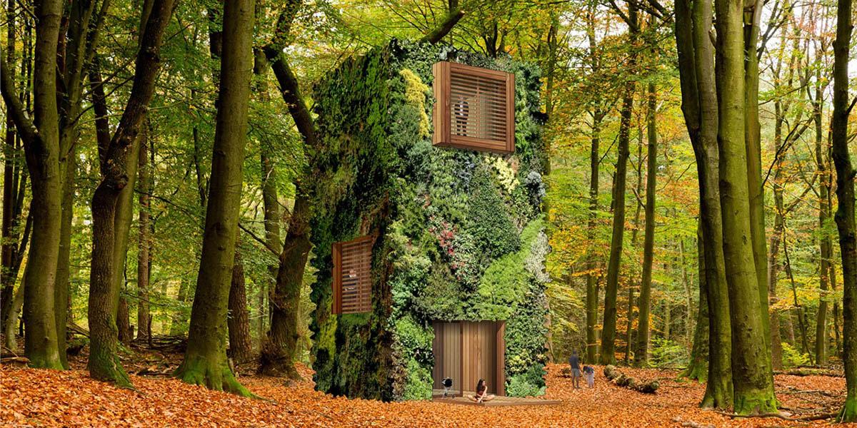 Düşük gelirli insanların da yerleşebileceği bu orman şehri huzur dolu bir yaşam sunuyor