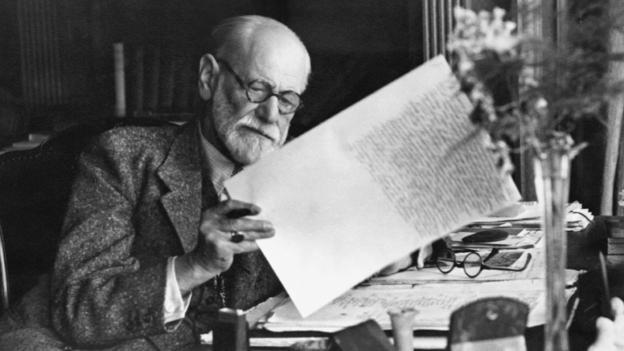 (Fotoğraf: Bettmann/CORBIS)  İnsanlığın büyük travması: Sigmund Freud Sigmund Freud 5