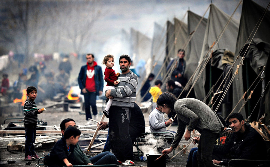 (Fotoğraf: Nikolay Doychinov/AFP/Getty Images