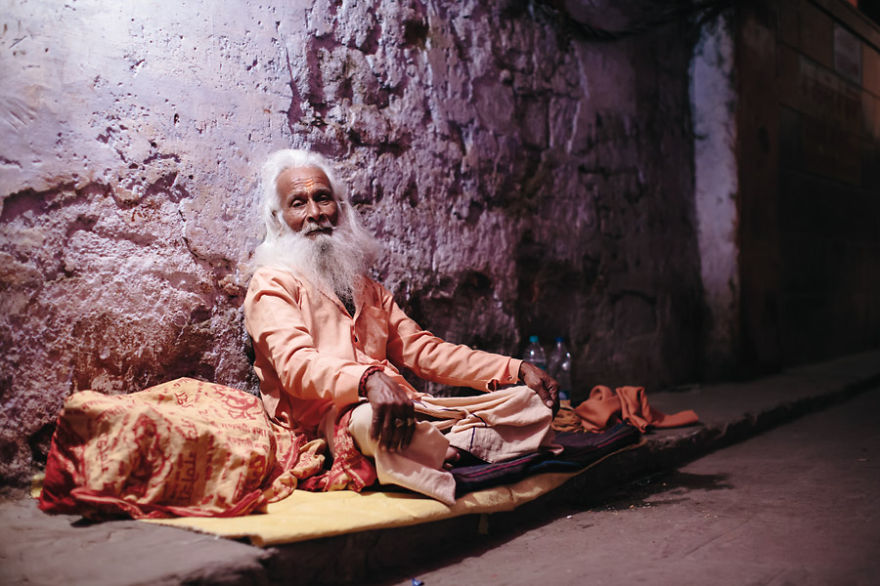 Underpass Baba