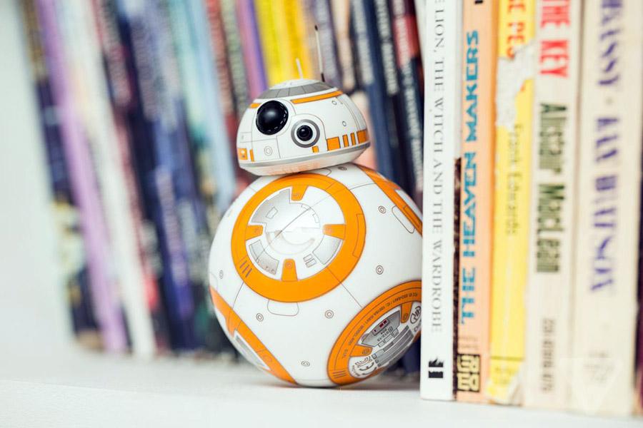Yıldız Savaşları BB-8 Droid