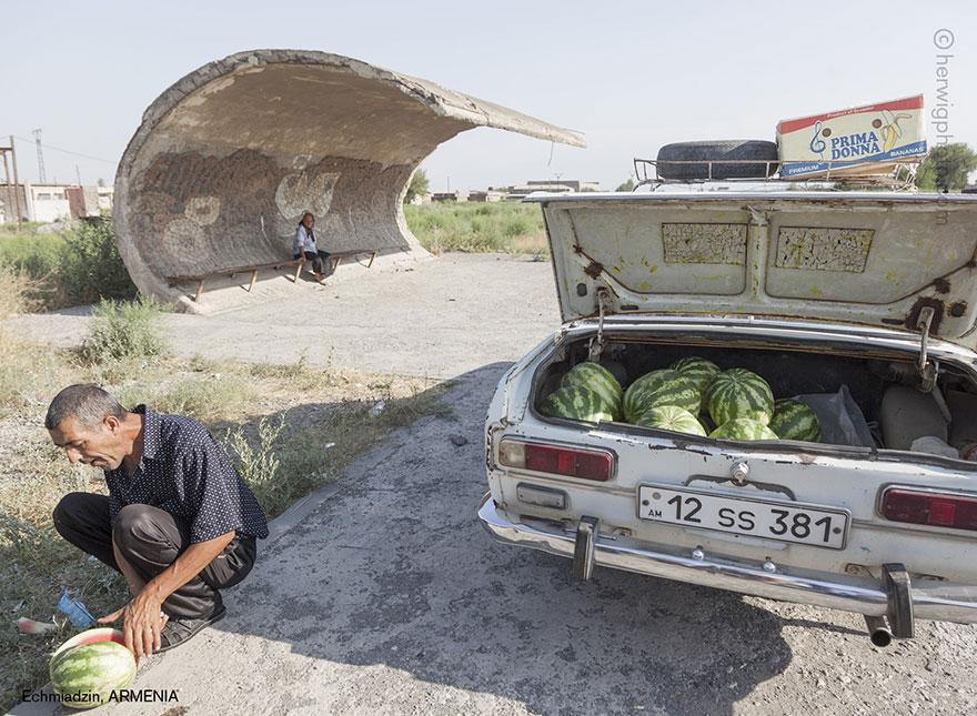 echmiadzin - ermenistan