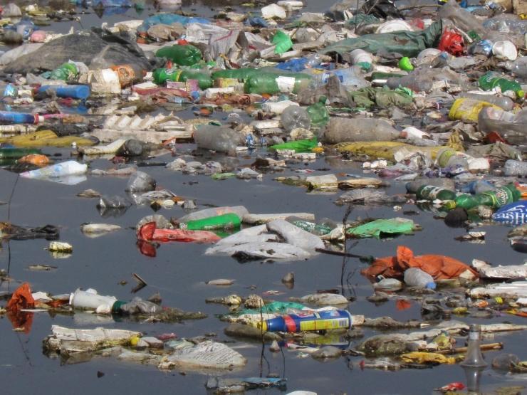 ege denizi çöp