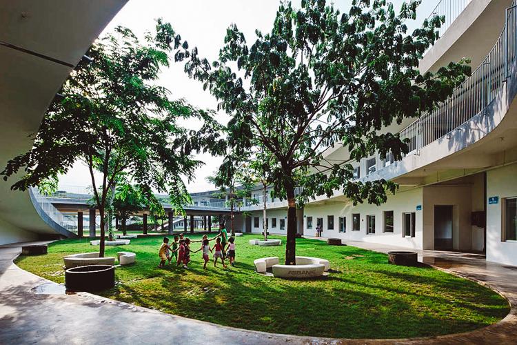 sürdürülebilirokul3  Doğaya dokunarak öğrenen çocuklar: Vietnam'ın sürdürülebilir anaokulu s C3 BCrd C3 BCr C3 BClebilirokul3