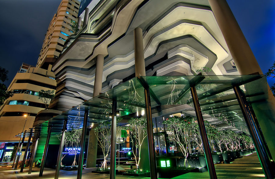 the PARKROYAL on Pickering 1