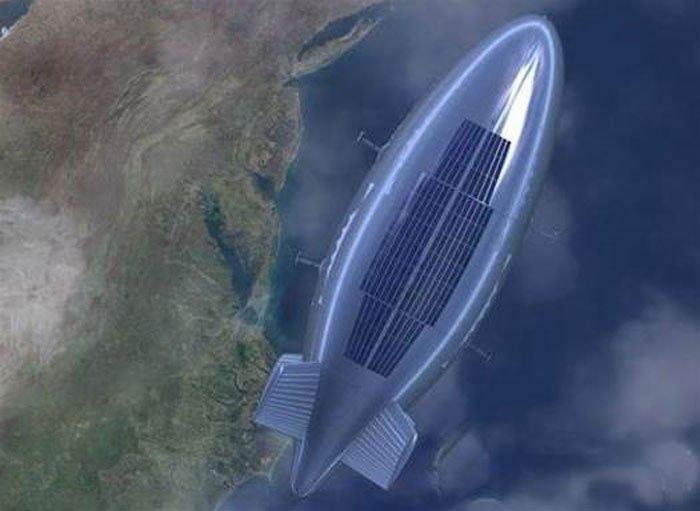 Çin'in devasa hava aracı güneş enerjisi ile altı ay kesintisiz uçabiliyor