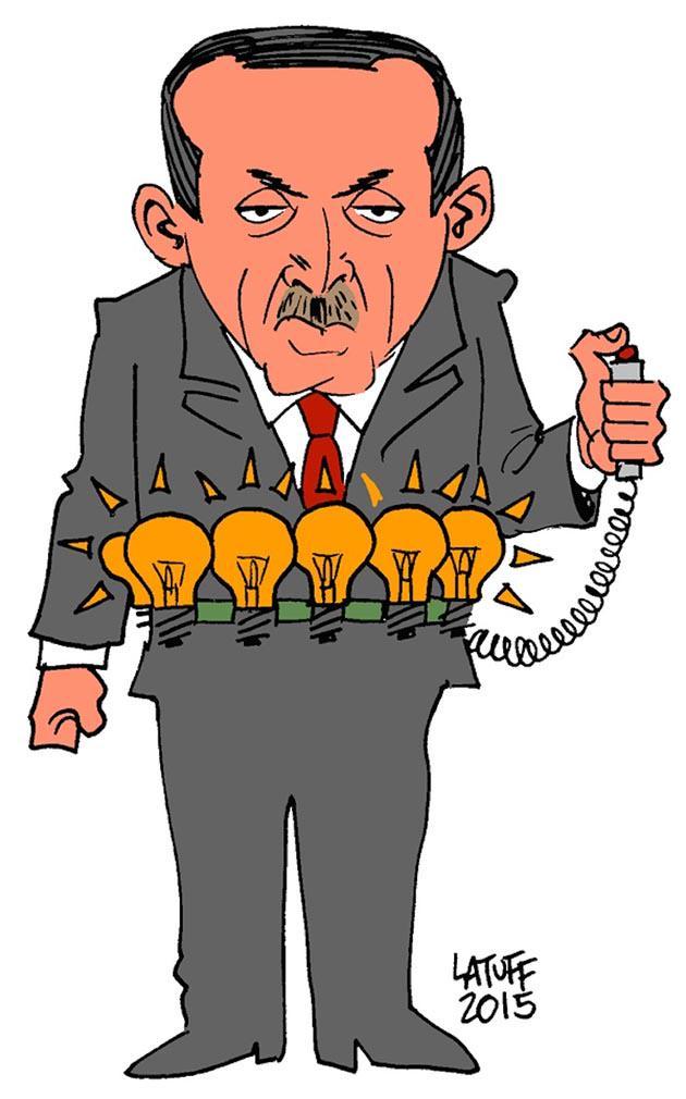 Ankara Katliamı Karikatür 6