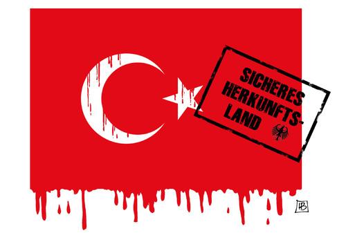 Ankara Katliamı Karikatür 8