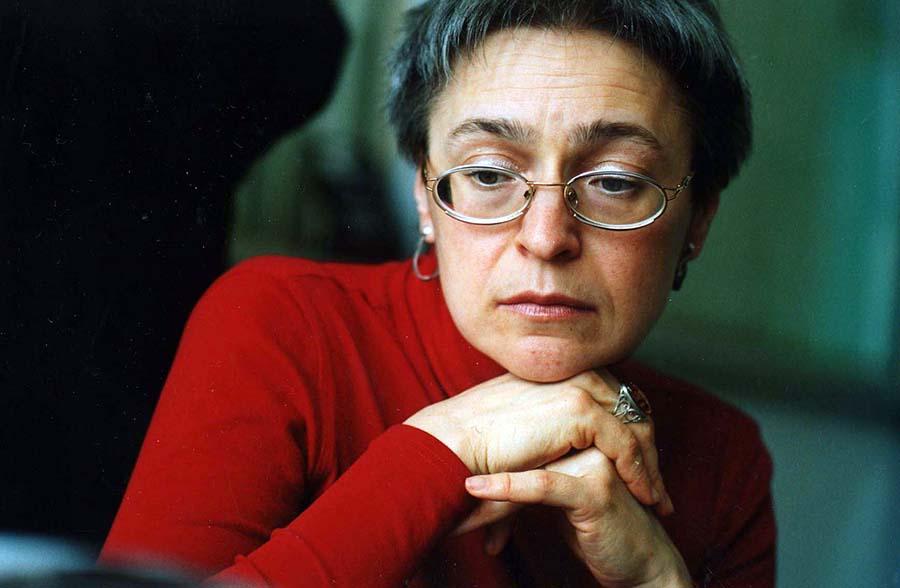 Anna Politksovkaya