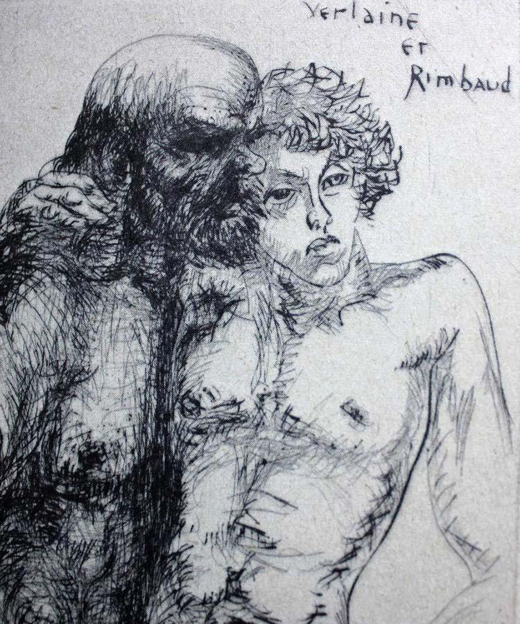 Arthur Rimbaud-Paul Verlaine 2