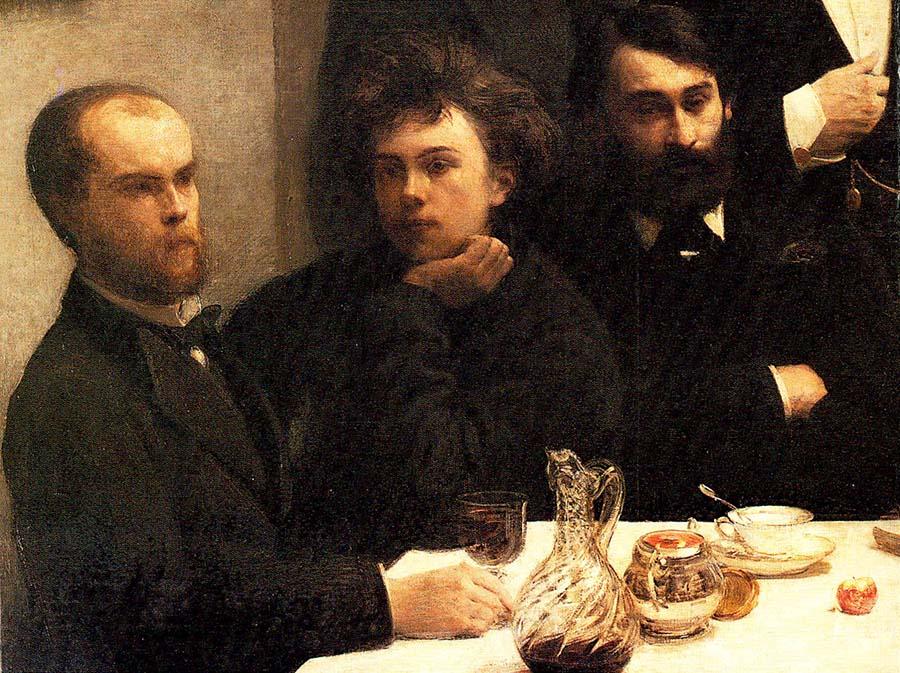 Arthur Rimbaud-Paul Verlaine 3