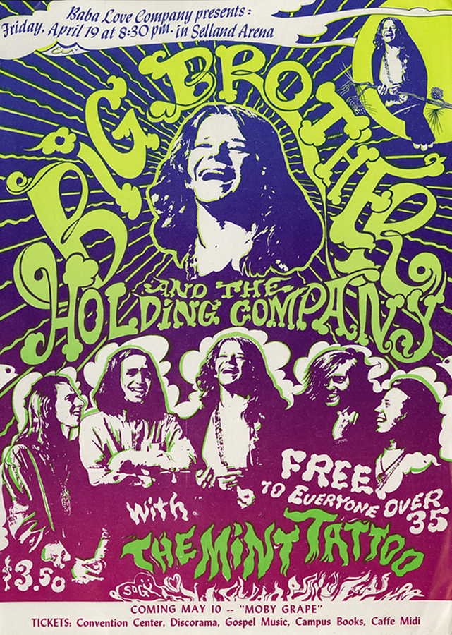 Big Brother and the Holding Company and Janis-3