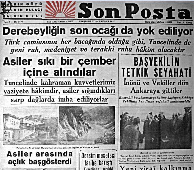 Dersim Katliamı  Katliamlar coğrafyası Türkiye: Zilan Deresi'nden Ankara'ya Dersim Katliam C4 B1