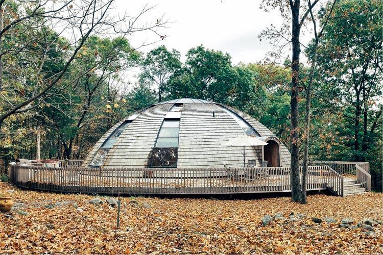 Domespace Felaketlere dayançklç prefabrik ekolojik ev dînerek optimum gÅneü çüçßçnç alçyor (2)