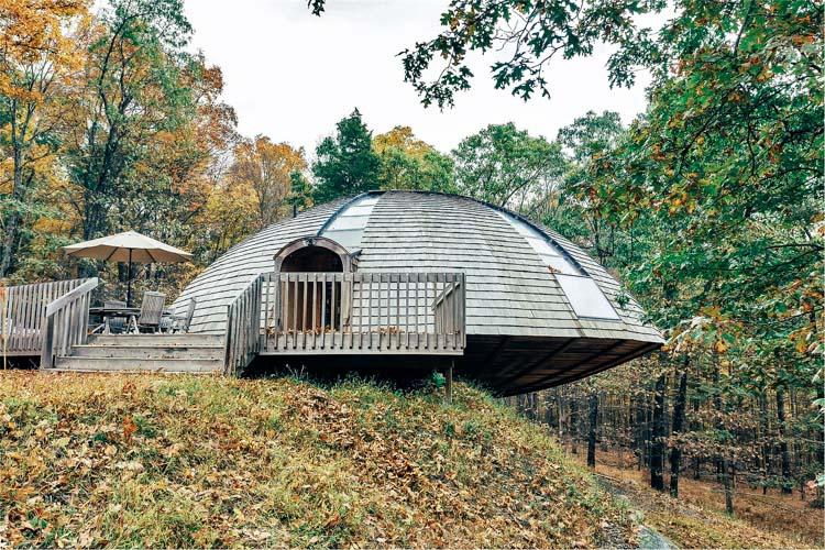 Domespace Felaketlere dayançklç prefabrik ekolojik ev dînerek optimum gÅneü çüçßçnç alçyor (7)