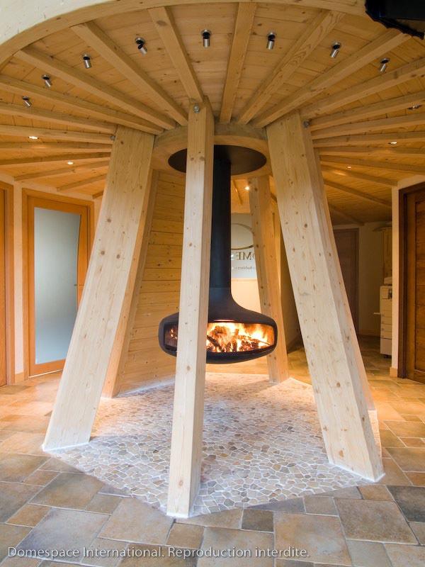 Domespace Felaketlere dayançklç prefabrik ekolojik ev dînerek optimum gÅneü çüçßçnç alçyor (9)