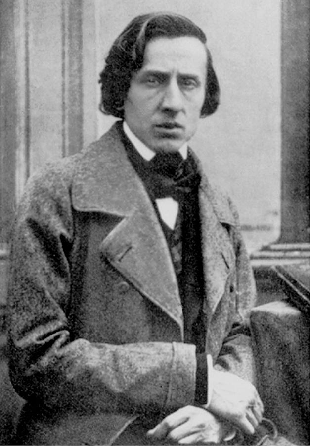 Frédéric Chopin 2  Savaşın koynunda, aşkın narin sesi: Frédéric Chopin Fr C3 A9d C3 A9ric Chopin 2