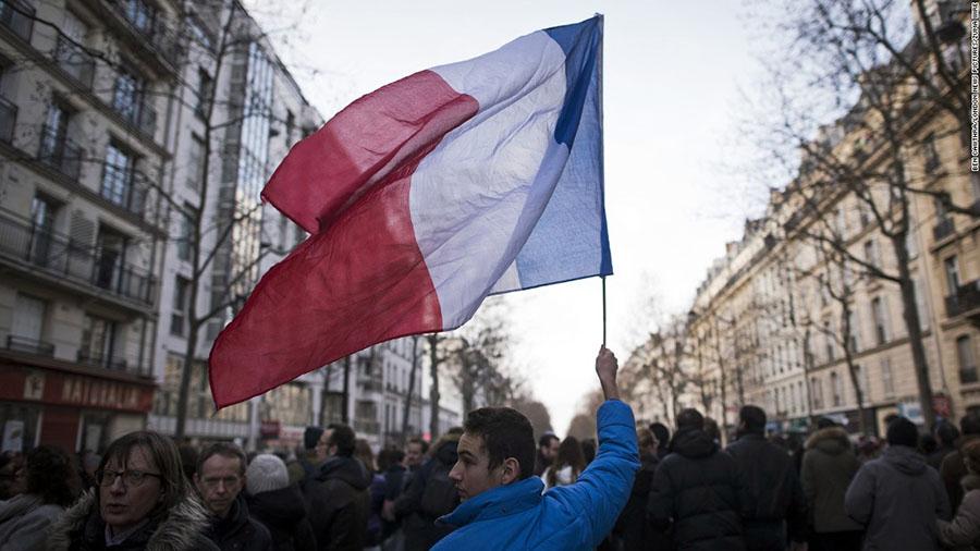 Fransa Bayrak 1
