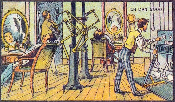 Geleceğe-övgü-2000yılı-19.yy.10  Geleceğe övgü: 2000 yılını hayal eden 19'uncu yüzyıl çizimleri Gelece C4 9Fe  C3 B6vg C3 BC 2000y C4 B1l C4 B1 19