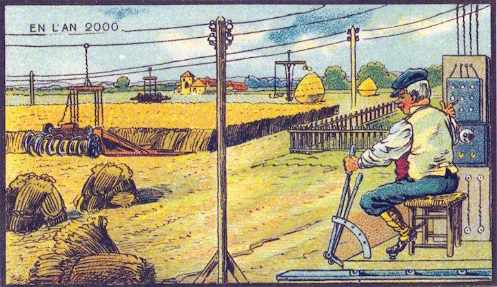 Geleceğe-övgü-2000yılı-19.yy.12  Geleceğe övgü: 2000 yılını hayal eden 19'uncu yüzyıl çizimleri Gelece C4 9Fe  C3 B6vg C3 BC 2000y C4 B1l C4 B1 19