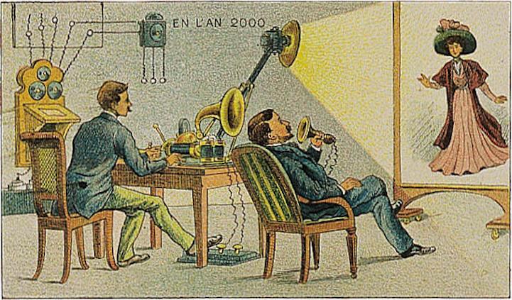 Geleceğe-övgü-2000yılı-19.yy.8  Geleceğe övgü: 2000 yılını hayal eden 19'uncu yüzyıl çizimleri Gelece C4 9Fe  C3 B6vg C3 BC 2000y C4 B1l C4 B1 19