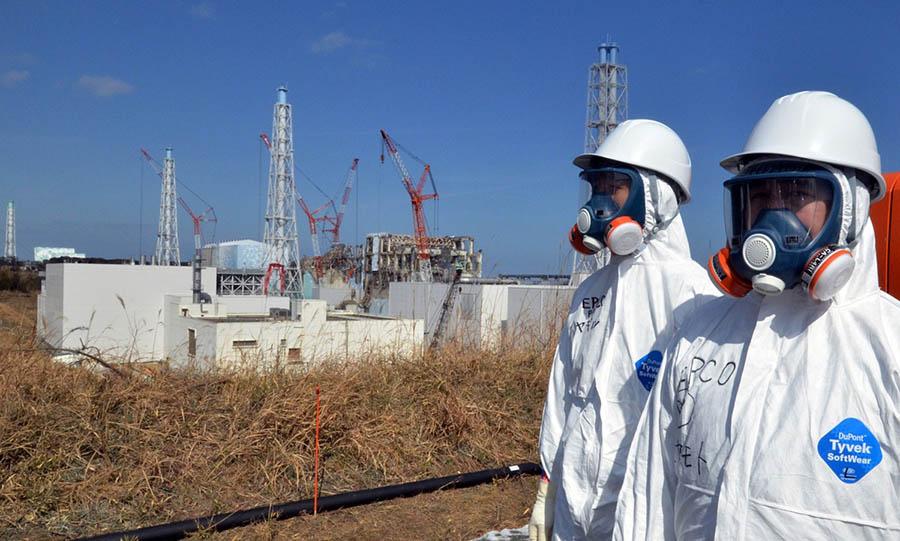 Japonya Kanser Nükleer 1