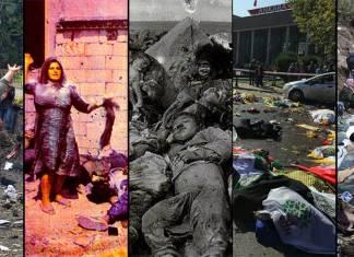 Katliamlar coğrafyası Türkiye: Zilan Deresi'nden Ankara'ya