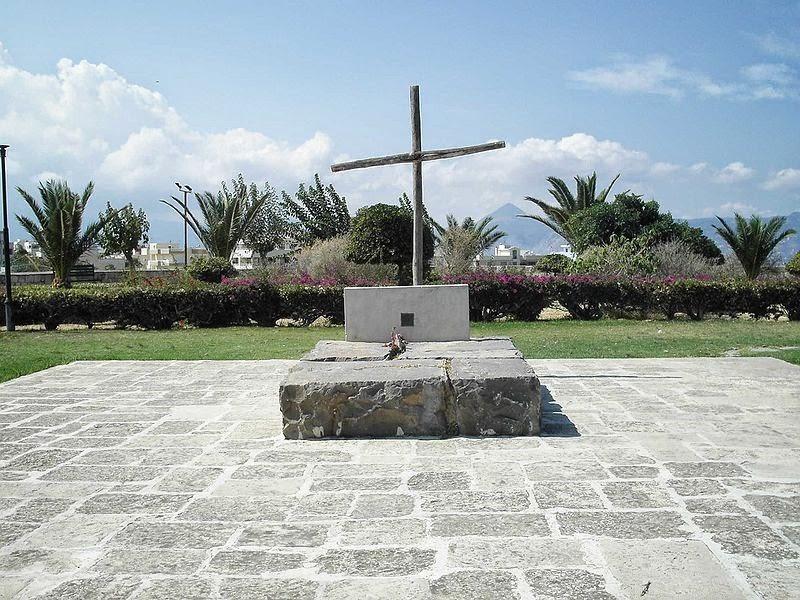 Kazancakis mezarı