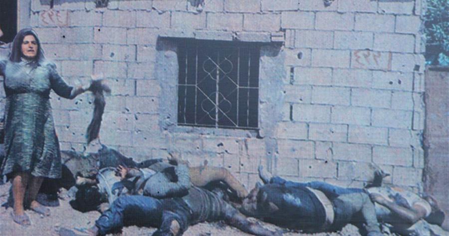 Maraş Katliamı  Katliamlar coğrafyası Türkiye: Zilan Deresi'nden Ankara'ya Mara C5 9F Katliam C4 B1