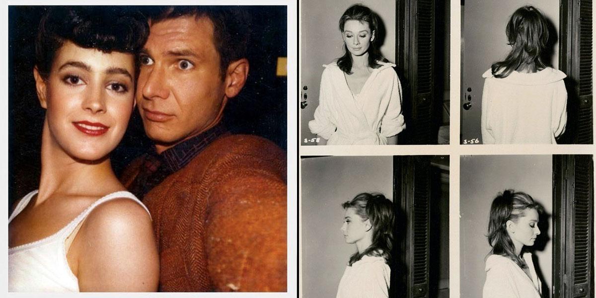 Dünyaca meşhur filmlerin setlerinden bugüne dek görmediğiniz polaroid fotoğraflar
