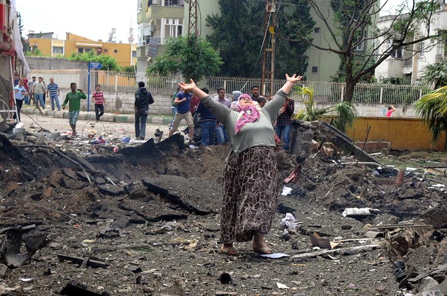 Reyhanlı Katliamı  Katliamlar coğrafyası Türkiye: Zilan Deresi'nden Ankara'ya Reyhanl C4 B1 Katliam C4 B1