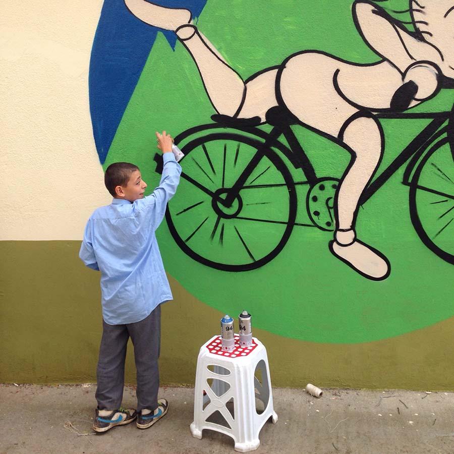 Rob, graffiti, artvin 6