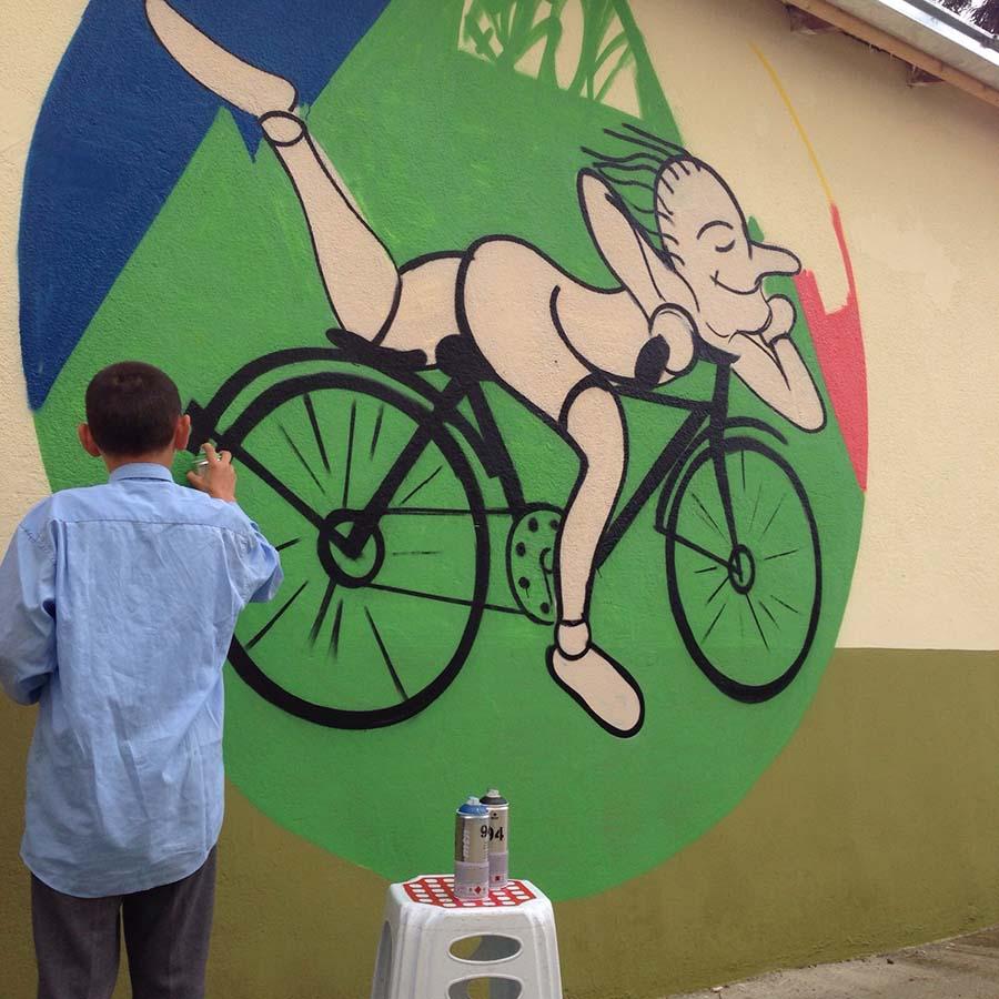 Rob, graffiti, artvin 9
