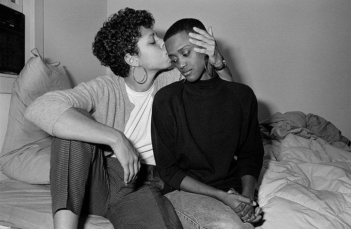 Sage Sohier - 80'lerde Amerika'da Eşcinsel Çiftler (3)