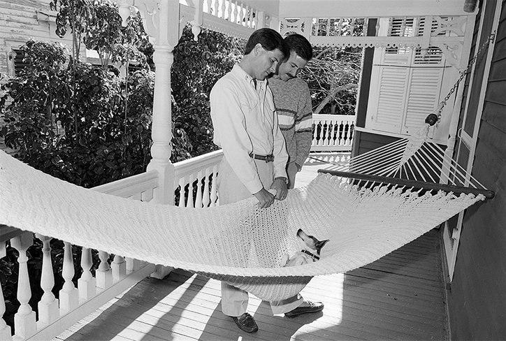 Sage Sohier - 80'lerde Amerika'da Eşcinsel Çiftler (5)