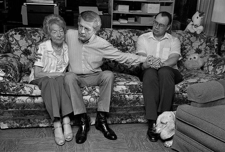 Sage Sohier - 80'lerde Amerika'da Eşcinsel Çiftler (7)