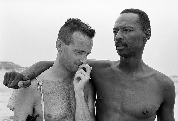 Sage Sohier - 80'lerde Amerika'da Eşcinsel Çiftler (9)