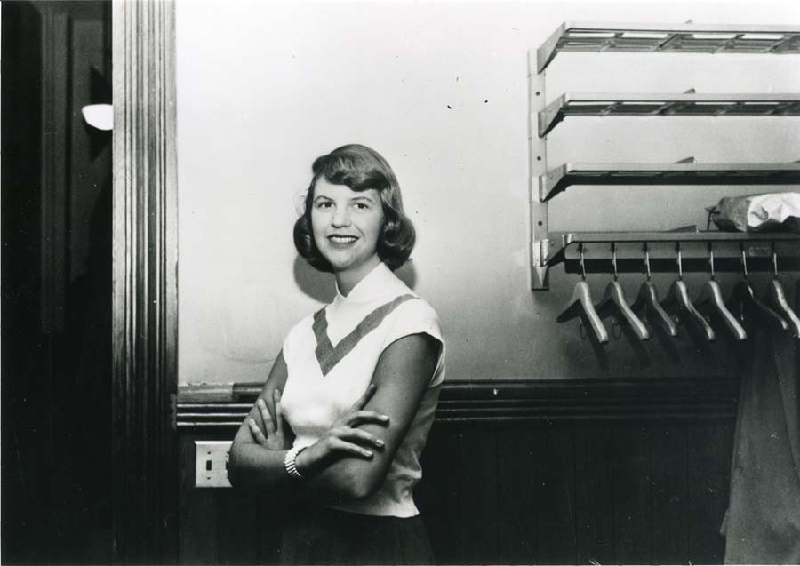 Sylvia Plath 2