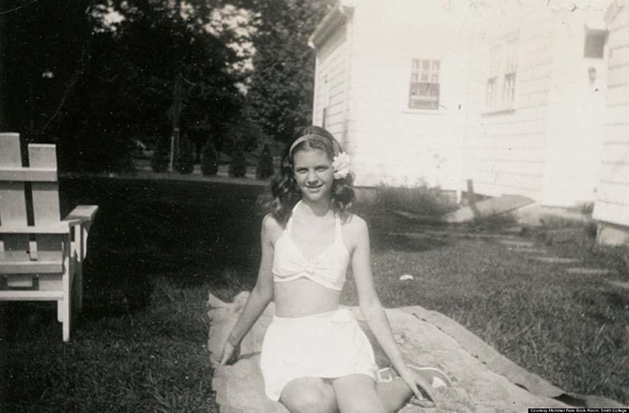 Sylvia Plath 3