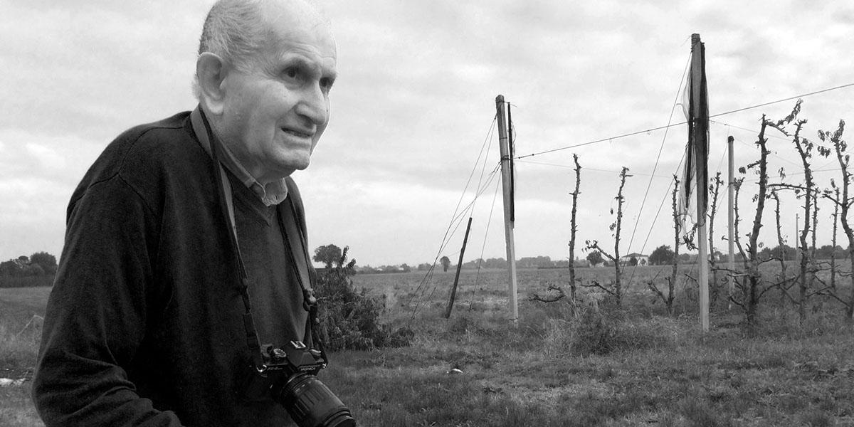 90 yaşındaki çiftçinin bir ömür boyu sır olarak süren fotoğraf tutkusu