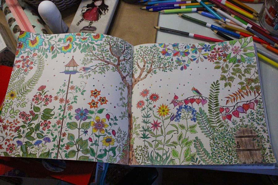 Yetişkinler Için Boyama Kitapları Modasına Teslim Olmak Için 5 Sebep