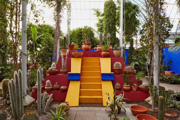 frida kahlo garden - 4