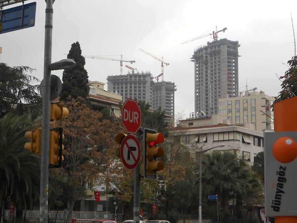 Göztepe- Taşyapı Blokları