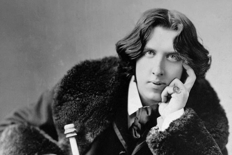 wilde  Ahlâka, düzene ve otoriteye rağmen: Bir Oscar Wilde wilde