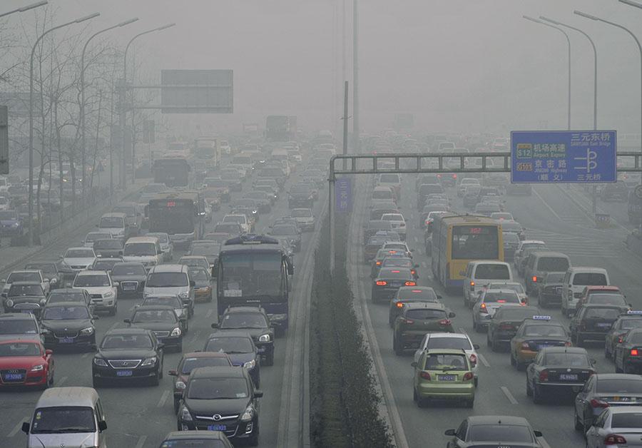 Çin dünyayı ne kadar kirletiyor 2